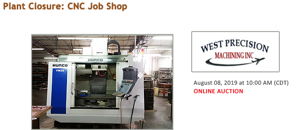 Machinery Network Auctions Online Used And New Machinery Auctions
